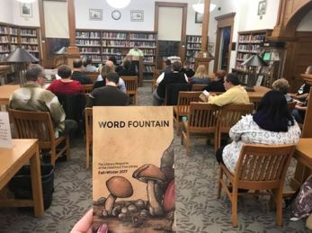 Word Fountain Reading